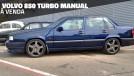 Este Volvo 850 Turbo com 360 cv e câmbio manual está à venda