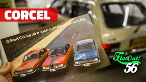 Corcel 50 anos: a história contada com materiais inéditos, do GT XP ao Del Rey | FlatOut 56