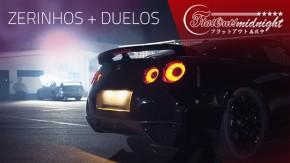 Quem disse que Nissan GTR não faz zerinho? Bônus: duelos do R35 com o Skyline GT-R R33!