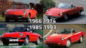 As gerações de carros que atravessaram décadas – parte 2