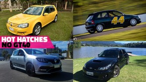 Hot hatches e pocket rockets: os mais legais à venda no GT40 – parte 1