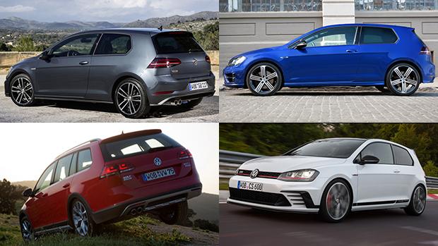 GTE, GTD, R, Alltrack: as versões mais bacanas do Golf Mk7 que não temos no Brasil