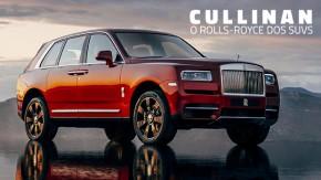 Rolls-Royce Cullinan revelado: saiba tudo sobre o SUV mais luxuoso do mundo