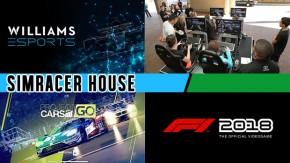 Williams F1 no eSport, Campeonato Oficial da Nascar no iRacing, Project CARS no celular e mais!