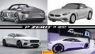 Porsche 911 ganha versão Speedster, BMW Z4 aparece em fotos de registro, Mission E se chamará Porsche Taycan e mais!