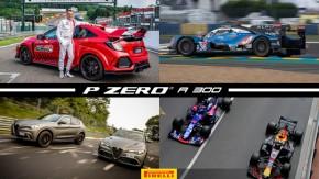 Um novo recorde do Civic Type R, mudanças no pódio de Le Mans, Red Bull usará motores Honda e mais!