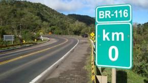 Como é feita a numeração das rodovias federais do Brasil – e o que os números significam?