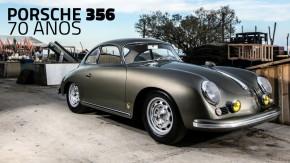 70 anos de 356: a história e as versões do primeiro esportivo de rua da Porsche
