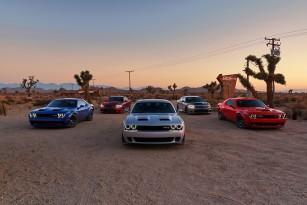 2019 Dodge Challenger SRT Hellcat Widebody, Charger SRT Hellcat,