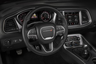 2019 Dodge Challenger R/T Scat Pack Widebody - interior