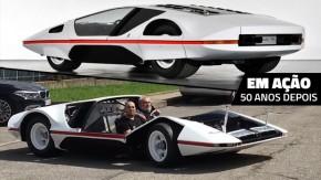 Ferrari 512S Modulo: a história do conceito de 1970 que só acelerou depois de quase 50 anos