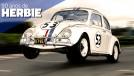 Uma pequena homenagem a Herbie, o Fusca mais querido do planeta