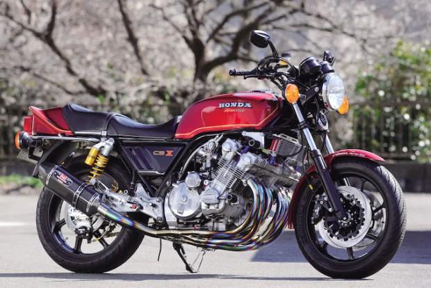 Honda CBX 1000 by J's 01