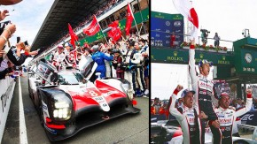 Toyota finalmente vence as 24 Horas de Le Mans com trio de Fernando Alonso; Porsche leva GTE Pro e Am