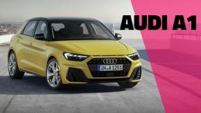 Audi A1 Sportback: nova geração fica maior, mais agressiva e mais esportiva