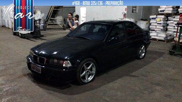 Project Cars #468: a instalação do motor do meu BMW 325i E36