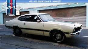 Project Cars #482: acertando o visual e a mecânica do meu Maverick Super V8