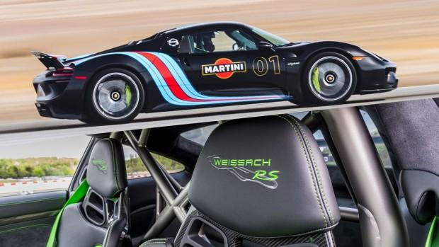 Weissach Package: o que é e quais as diferenças do pacote especial dos supercarros da Porsche?
