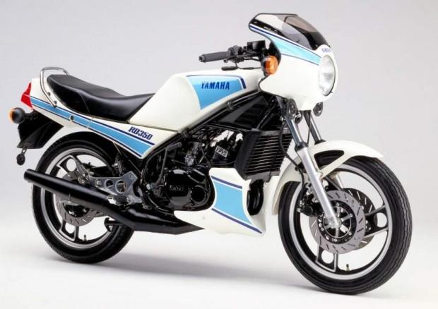 Yamaha RD350LC 84 2