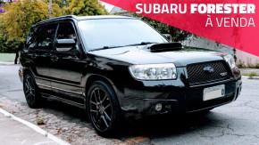 """Este Subaru Forester """"STI"""" com motor 2.5 de 340 cv está à venda"""