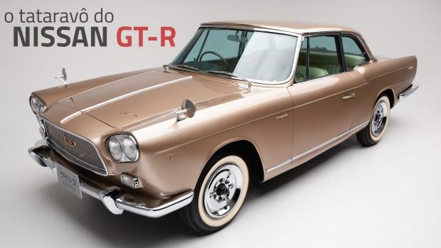 Prince Skyline Sports: conheça o mais antigo ancestral do Nissan GT-R