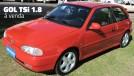 Um VW Gol TSi 1.8 pouco rodado e muito original à venda