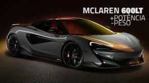 McLaren 600LT chega mais potente e mais leve – e mostra que os superesportivos estão mudando