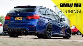 Este cara fez o M3 Touring que a BMW não quer fazer – e ficou perfeito