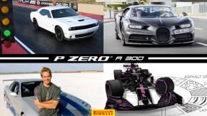 Dodge apresenta novo Challenger Scat Pack, Bugatti já está testando o novo Divo, documentário sobre Paul Walker estreia em agosto e mais!