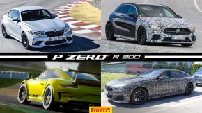 """BMW M2 Competition já está a venda no Brasil, Porsche e Forza lançam """"driving academy"""" (e o Brasil está dentro), Mercedes A35 terá 300 cv e chega em outubro e mais!"""