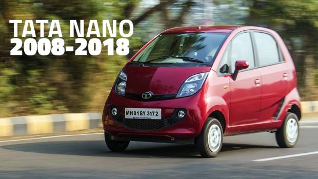 Tata Nano: chega ao fim a trajetória do carro errado na hora certa