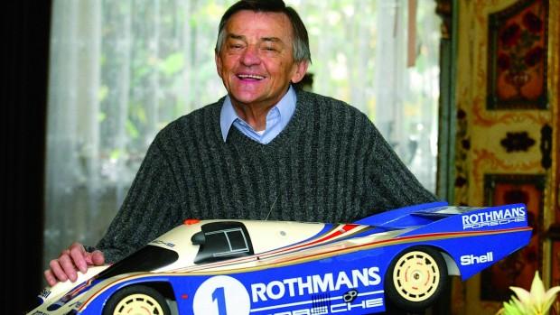 Motorsport Porsche Konstrukteur Hans Mezger feiert am 18.11 seinen 75 Geburtstag, Feature