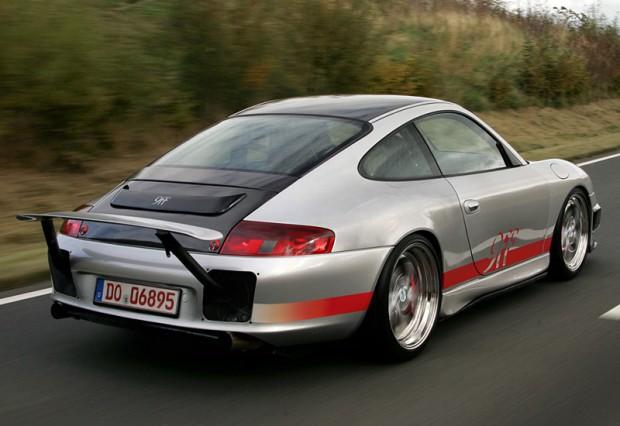 2004 9ff V400 Porsche 911 GT2