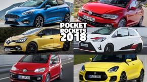 Os pocket rockets mais legais que se pode comprar em 2018 (e que não temos por aqui…)