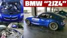 Este BMW Z4 com motor 2JZ-GTE de 572 cv é o novo Toyota Supra virado ao avesso