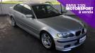 Este BMW 330i Motorsport E46 tem apenas 65.000 km rodados e está à venda