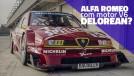 Como o motor Peugeot-Renault-Volvo do DeLorean foi parar no Alfa Romeo 155 DTM?