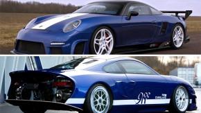 9ff GT9: a história dos Porsche 911 mais rápidos do planeta