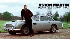 O Aston Martin original de James Bond pode ter sido encontrado depois de 20 anos desaparecido
