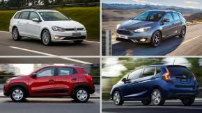 Os seis carros zero-quilômetro que eu compraria em 2018