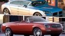 Os carros conceito que, felizmente,jamais foram produzidos em série