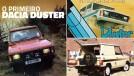 O Dacia Duster já foi um jipe 4×4 de verdade