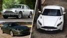 Os 70 anos da linhagem Aston Martin DB – Parte Final