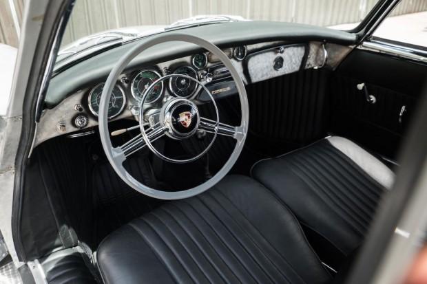 Dean-Jeffries-Porsche-356-Interior