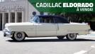 Cadillac Eldorado 1956: uma barca norte-americana de respeito à venda no Brasil