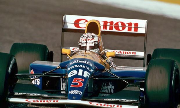 Mansell-LookBack