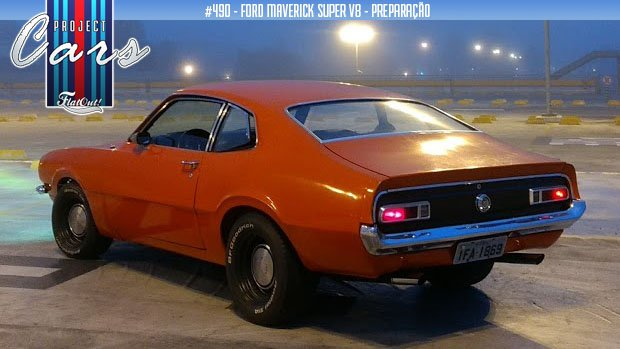 Maverick Super V8: as primeiras modificações, os primeiros encontros e as primeiras arrancadas com o Project Cars #490