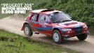 """O mítico """"Peugeot 205"""" de rali que já teve motores V12 e W16 – e agora usa um Wankel de três rotores!"""