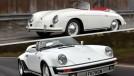 Do 356 ao 997: a trajetória dos Speedsters da Porsche