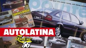 Autolatina: os carros de quando VW e Ford se uniram